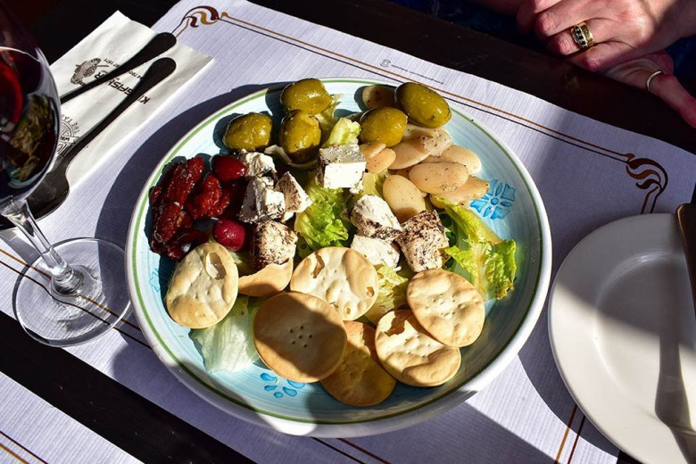 Maltese food is distinctively Mediterranean, and incorporates influences from Italy, France, Spain and the UK