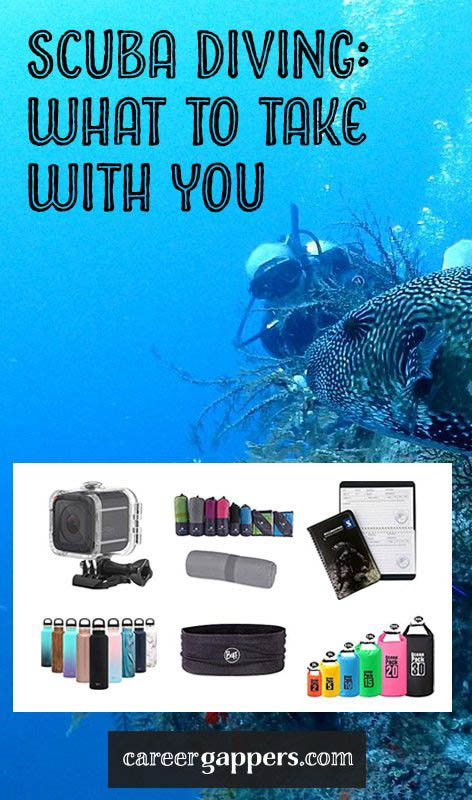 Make sure you're ready to start ticking off your scuba diving bucket list with these essential scuba diving accessories for beginners. Try your hand at scuba diving photography and learn about the scuba diving gear you need to buy and what you can just hire at your dive centre. #scuba #scubadiving#scubadiver #scubadivingtrippackinglist#scubadivinggear#scubadivingaccessories