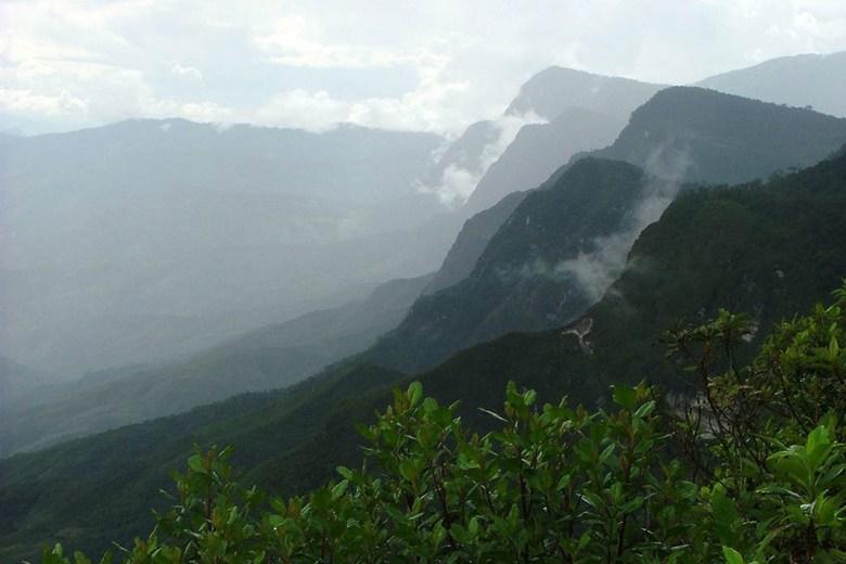 Gran Vilaya Trek to Kuélap