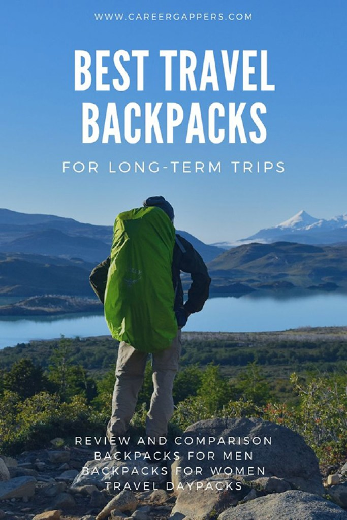 We review and compare the best travel backpacks and daypacks for 2019. Including prices, features and options for men and women. #travelbackpacks #bestbackpacks #rucksacks #backpacks #travelgear