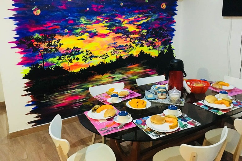 Lupuna Bunk and Breakfast Iquitos