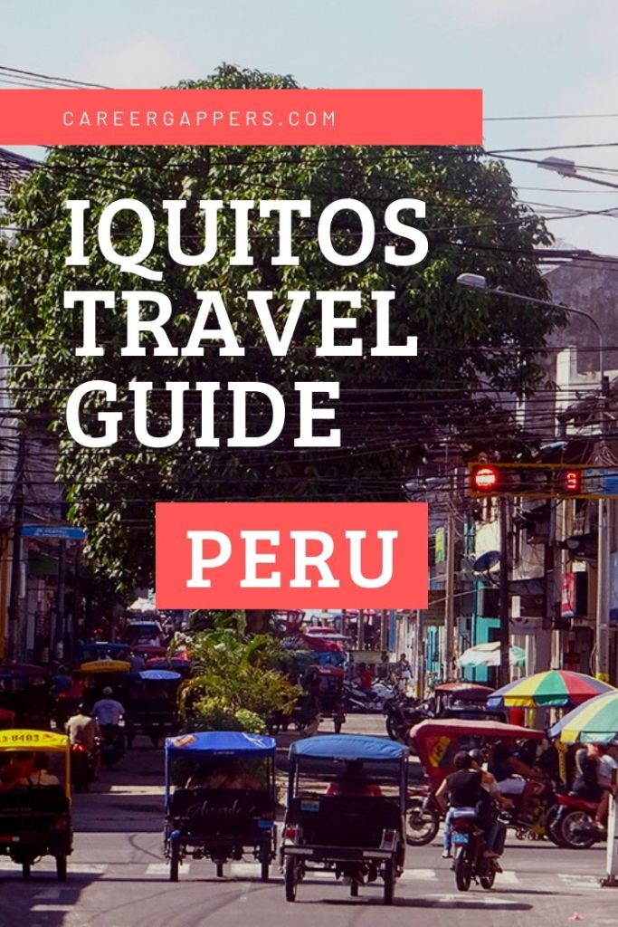Our complete guide to Iquitos explains all you need to know about visiting the Peruvian Amazon. Things to do in Iquitos, Amazon tours, city sights and more. #iquitos #amazontours #amazonperu #iquitosperu #amazonjungle