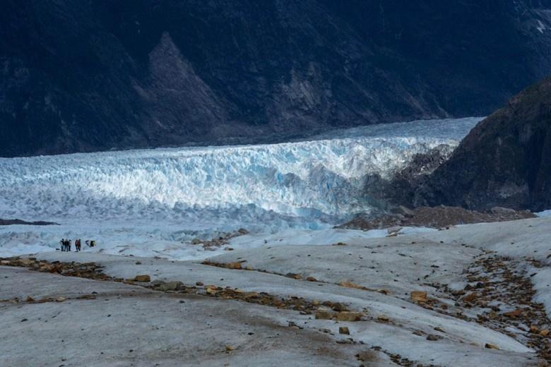 Glaciar Exploradores Chile