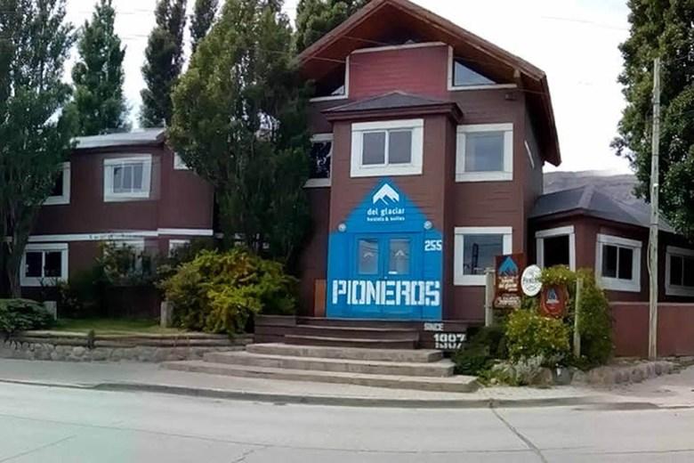 Hostel Del Glaciar Pioneros El Calafate