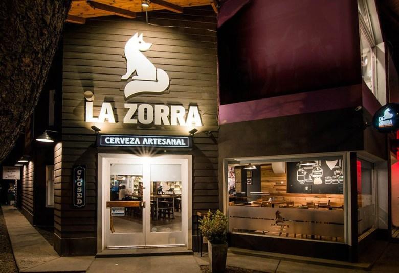 La Zorra Taproom El Calafate
