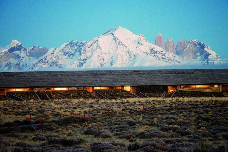 Tierra Patagonia Hotel & Spa is one of the best luxury places to stay in Torres Del Paine