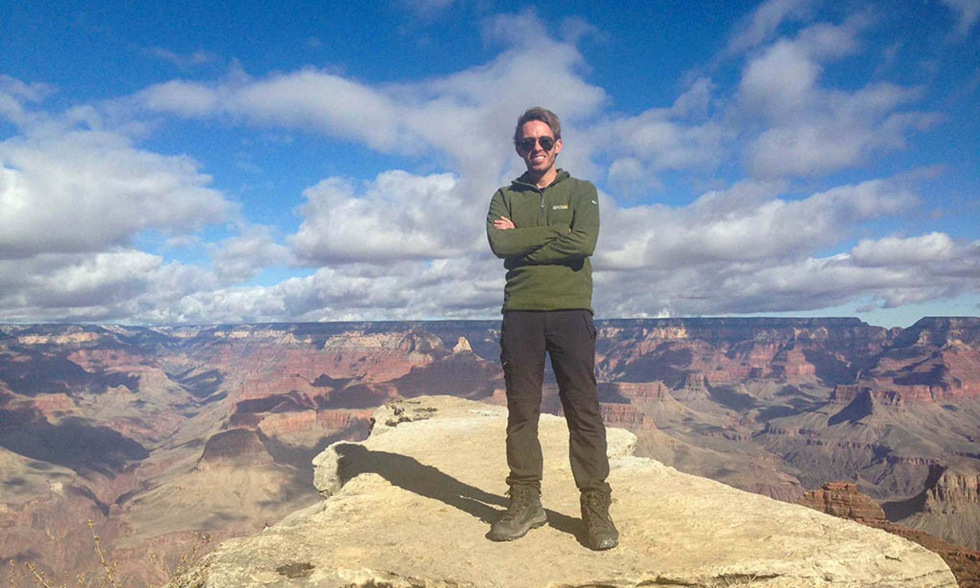 Lee took a three-month sabbatical to travel in South America