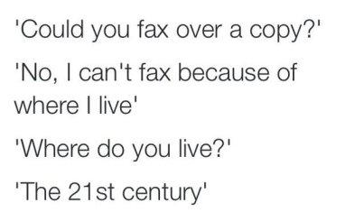 fax it