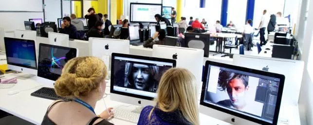Games and animation apprenticeships