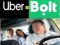 uber and bolt