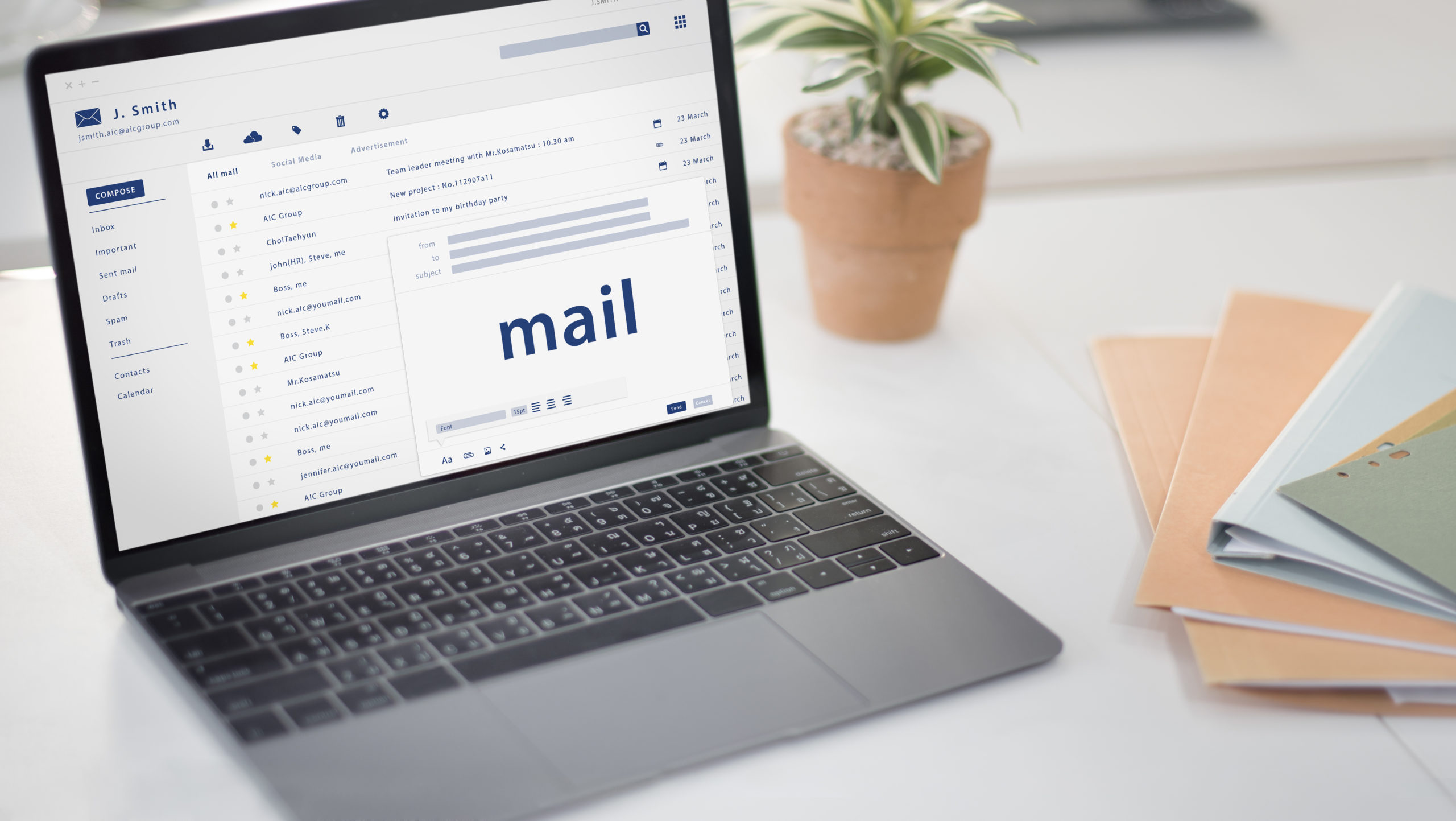 Email Best Practices for the Job Search