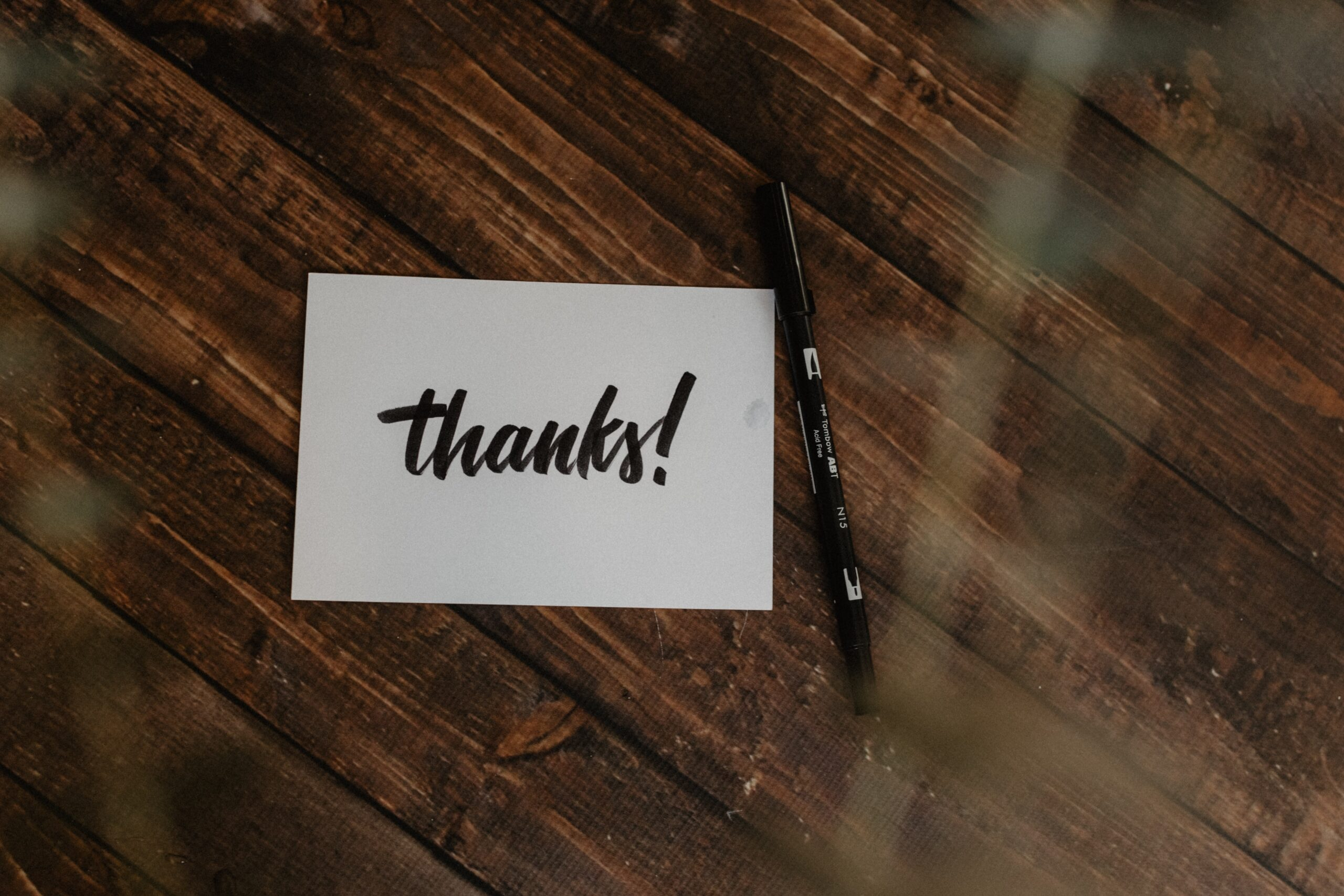 Thank You Notes: An Important Part of Your Job Search