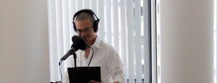 Career Relaunch Podcast Host Joseph Liu