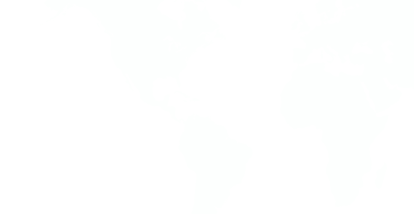 Map of the World to show Dynata's office locations.