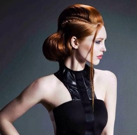 Sophie Chandler Rush British Hairdressing Awards Collection