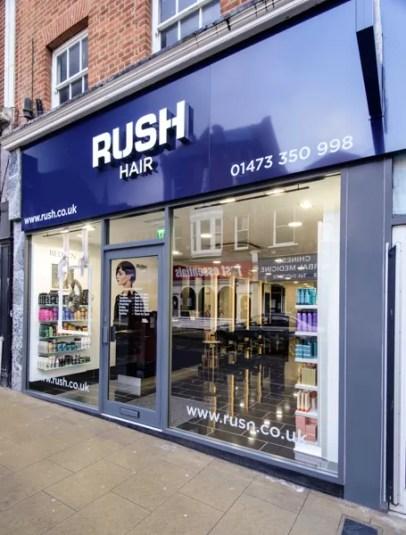 Rush Ipswich