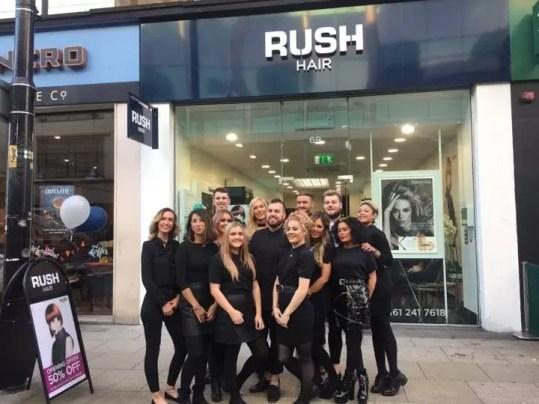 Rush Manchester Team
