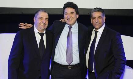 Andy Phouli, Yann Souillard & Stell Andrew