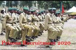 nigeria prisons recruitment