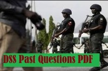 dss past questions and answers