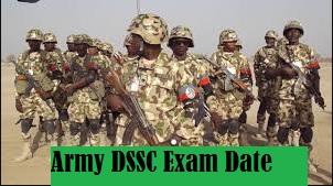 army dssc exam date & venue