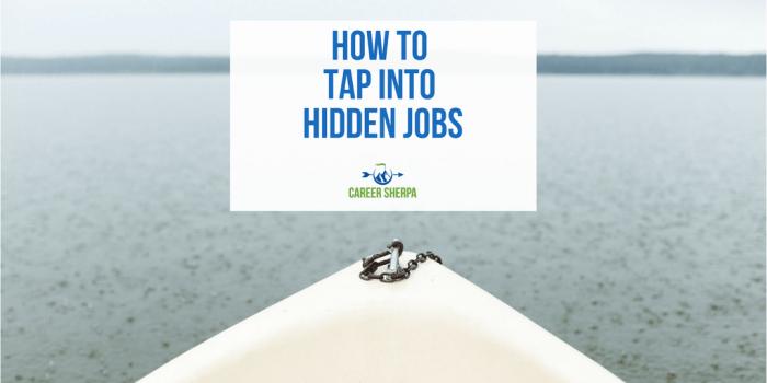 hidden jobs