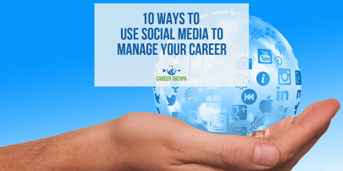 10 Ways to Use Social Media