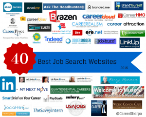 50+ Best Websites For Job Search 2017 | Career Sherpa