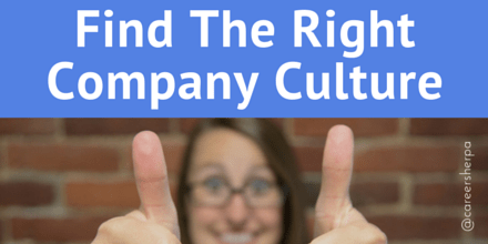 Find The Right Company Culture