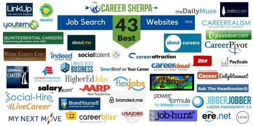 43 Best Job Search Websites 2016 2