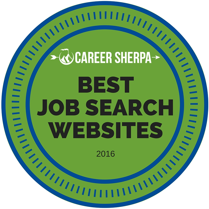 43 Best Job Search Websites 2016 | Career Sherpa