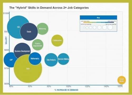 Hybrid Skills in Demand
