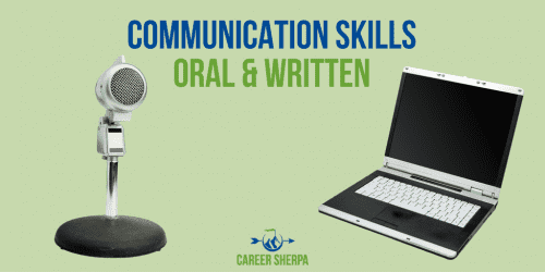 communication oral written