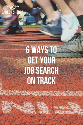 job search on track