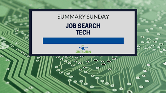 Job Search Tech