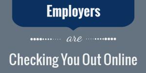 Social Media Used To Evaluate Job Seekers 2018 [Infograhic]