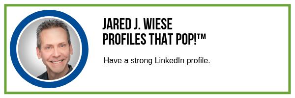 Jared J. Wiese