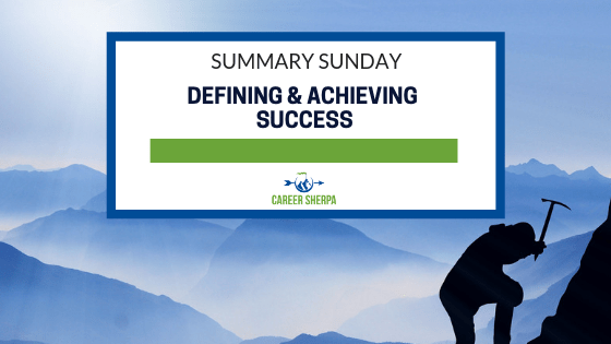 Defining and Achieving Success
