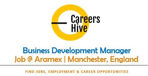 Business Development Manager Jobs in Manchester at Aramex