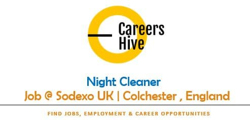 Night Cleaner Jobs in Colchester, England | Sodexo Careers