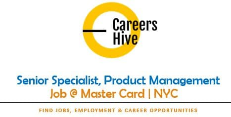 Product Management Jobs in New York | Mastercard Careers