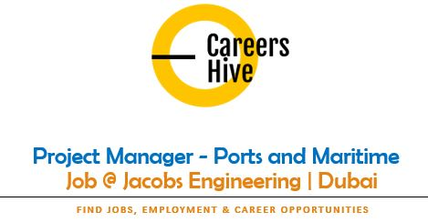Project Manager - Ports and Maritime Jobs in UAE   Jacobs Careers