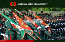 Nigerian Army DSSC Recruitment