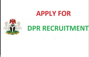 dpr recruitment