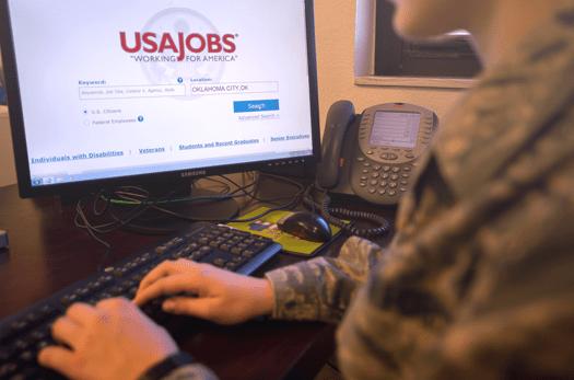 USA Jobs Class