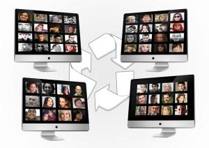 Connect  Socially
