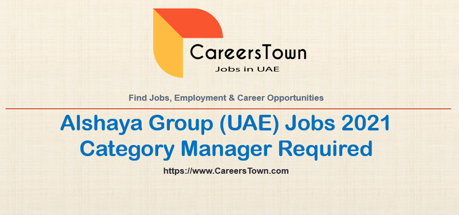Category Manager (Online) - Mothercare | Alshaya Jobs in Dubai
