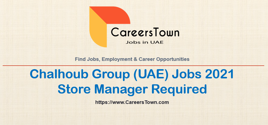 Store Manager - Michael Kors | Chalhoub Group Jobs in Dubai