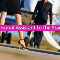 Become a Celebrity Personal Assistant
