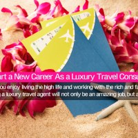 Become a Luxury Corporate Travel Agent